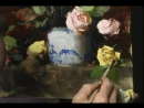 Robert A Johnson Painting the Floral Still Life Disk1 5