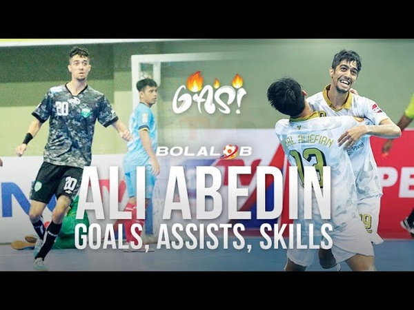 THE KING! Ali Abedin Goal, Assist, and Skill! 🔥🔥🔥