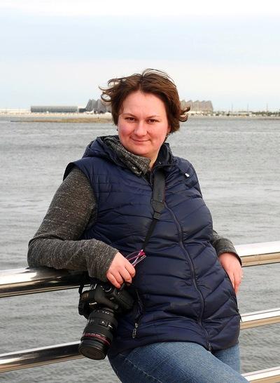 Анна Шмелева