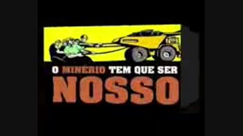 RIQUEZAS NATURAIS PERTENCEM AO POVO ESTATIZAÇÃO DA VALE JÁ 144p~