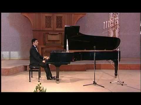 Komitas 140 - Oror (lullaby) / Aram Avetyan - piano