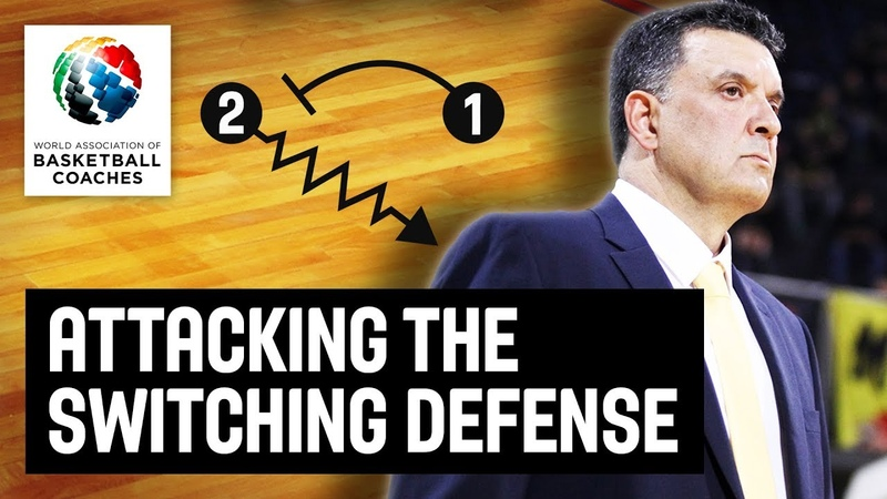 Attacking the Switching Defense - Evangelos Vangelis Angelou - Basketball Fundamentals