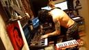 Larva in studio December 2014 3