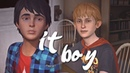 Daniel x Chris [It Boy] - Life Is Strange 2 The Awesome Adventures of Captain Spirit (GMV)