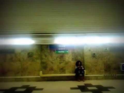 Metro de Madrid (L9) Ibiza - Príncipe de Vergara