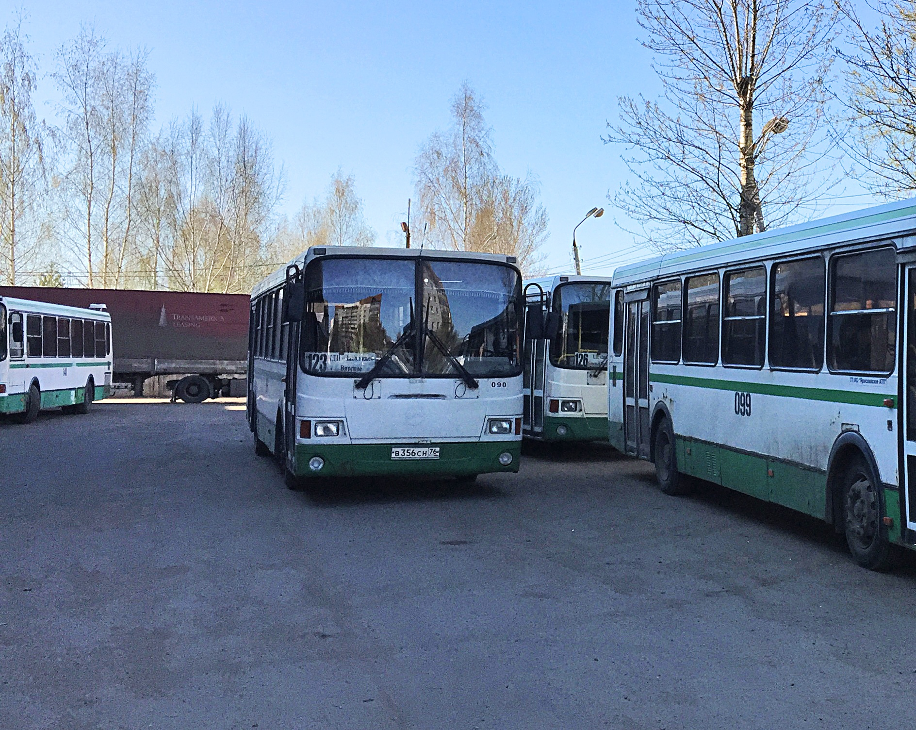 Автобус №123