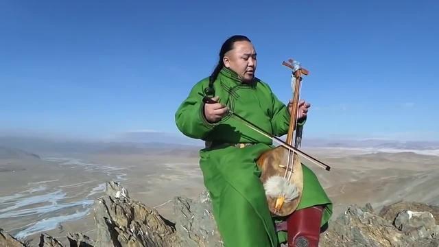 Mongolian Cobain