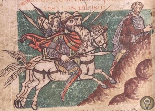 История рыцарей: варварские корни