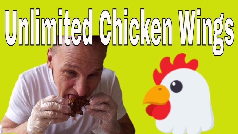 Unlimited Chicken Wings - Wingstop in Bacolod City
