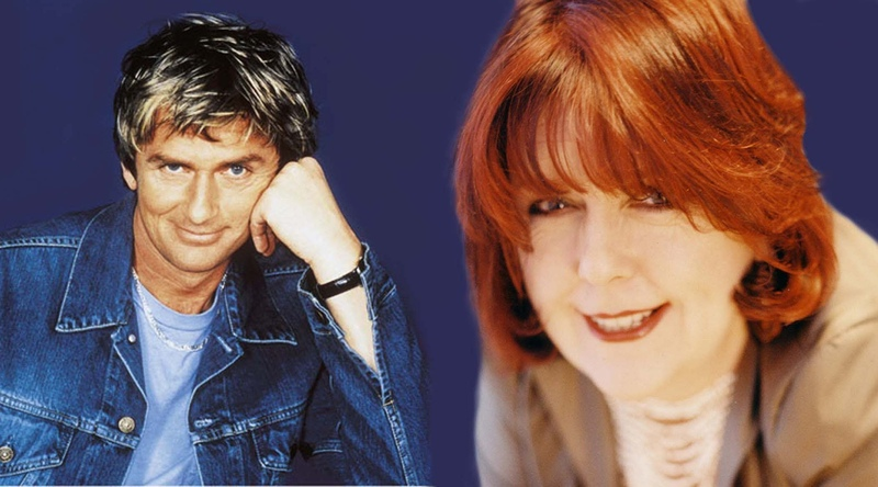 Mike Oldfield Maggie Reilly - Moonlight Shadow - Traduction Française