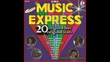 Music Express 20 Original Hits - K-Tel - Lado 1 - 1975 - Vinil