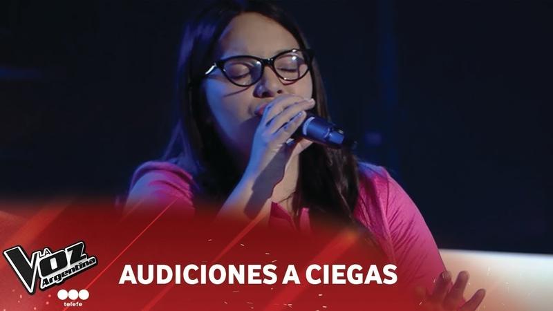 Marilyn Abigail Acosta - Oye - Beyoncé - La Voz Argentina 2018