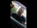 Странный мужчина в районе Марьино