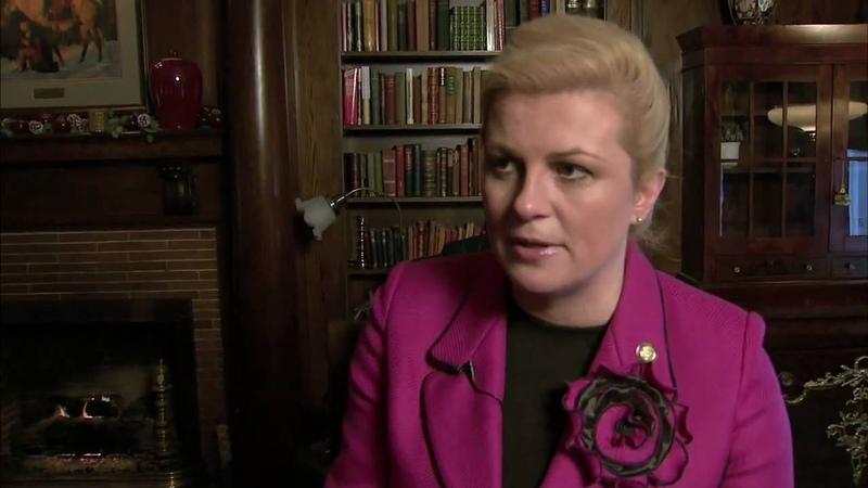 Dont Lecture Me - Kolinda Grabar-Kitarovic | MPB