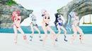 [MMD 4K ]17125 TDA Honkai Impact 3rd Girls Gentelman [DL][2160P,60FPS][RAY MMD 1.3.1](崩壞3)