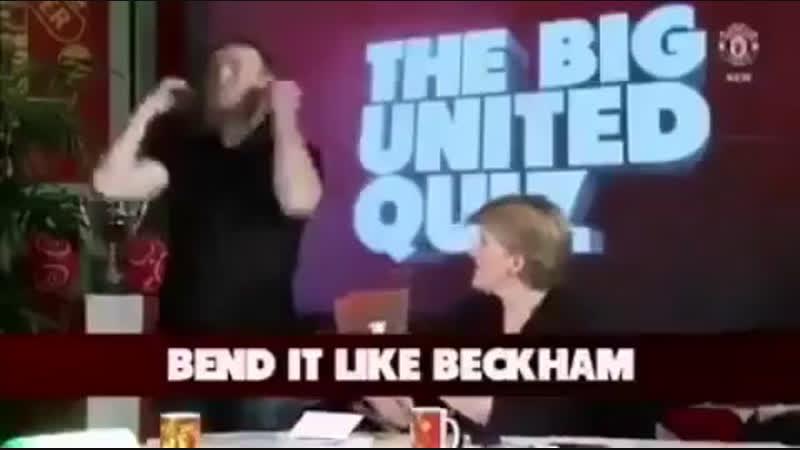 Руни показывает Бэкса