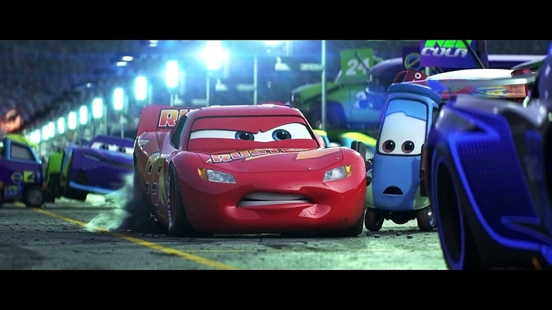 Cars 3 - Lightning McQueen's Crash HD