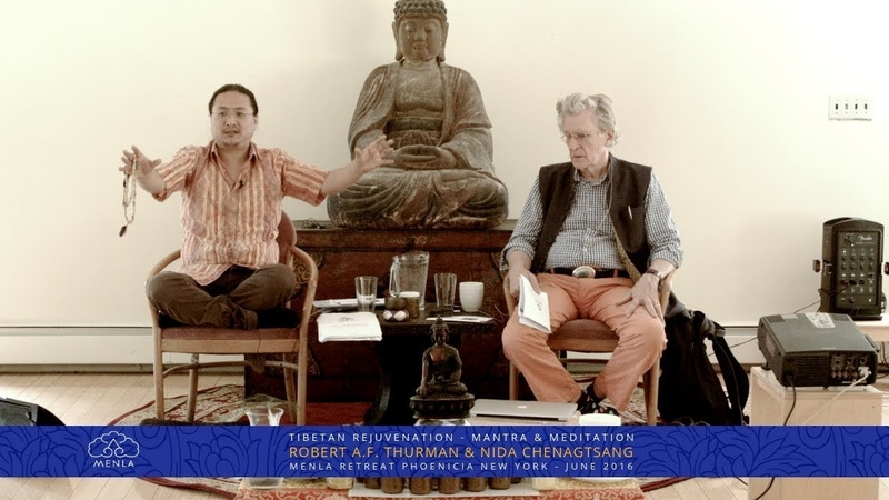 Nine Breath Meditation Nida Chenagtsang Robert A.F. Thurman - On Sowa Rigpa