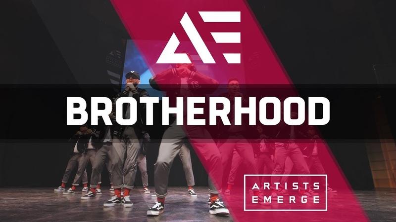 BROTHERHOOD | Showcase | Artists Emerge 2018
