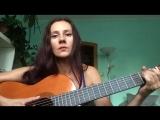 Бокал. Ein Pokal. Исполняет: Оксана Куст. Автор слов и музыки: В. Высоцкий.