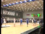 Спортивную сенсацию сотворили на паркете нижегородские баскетболисты