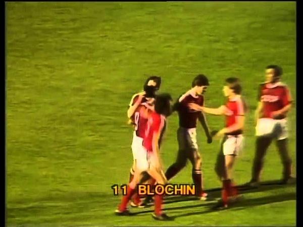 Олег Блохин - лучший футболист СССР в 1973 году