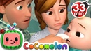 Sick Song More Nursery Rhymes Cocomelon ABCkidTV
