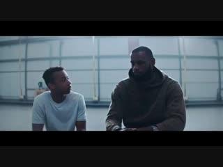 Мотивация ЛеБрона Джеймса - рекламный ролик от #Nike
