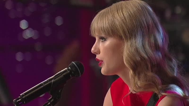 Taylor Swift - Begin Again (Live at David Sullivan Theatre in New York City, 2012)