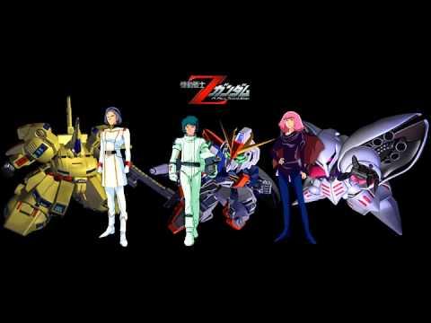 SD Gundam G Generation World - Mobile Suit Z Gundam A New Translation Themes