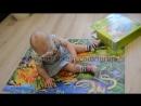 Игруля представляет видеообзор игрушки для детей - Напольные пазлы динозавры