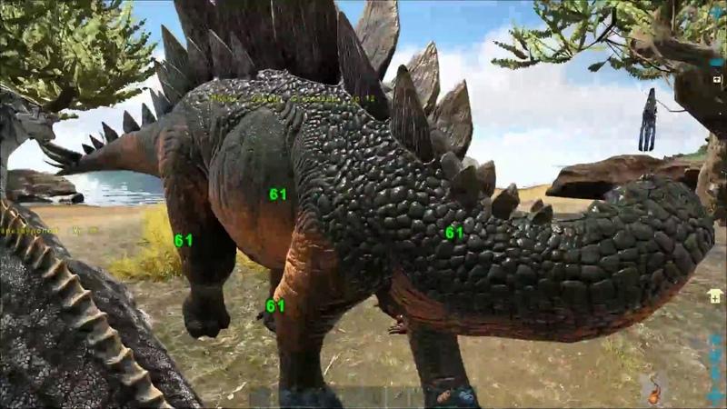 ARK: Survival Evolved - Выживаем на сервере х50 Ragnarok (часть 2)
