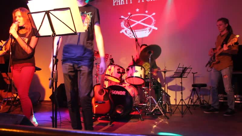 Отчетный концерт 16.05.19 г. Louna - Ночь, дорога и рок