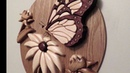 Intarsia Woodworking How to Video