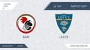 AFL18. Italy. Serie B. Day 22. Bari - Lecce