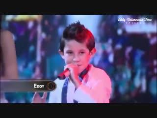 _ Eddy Valenzuela _ - VIVIR MI VIDA - Marc Anthony - Academia Kids (Cover)