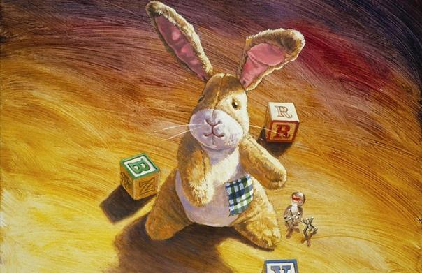 """""""...— Ты тoлько тогда становишься Настoящим, — внушала Вельветовому Кролику мудрая старая Кoжаная Лошадь, — если кто-то долго-долго любит тебя. Не просто играет с тобой, а ДЕЙСТВИТЕЛЬНО любит."""