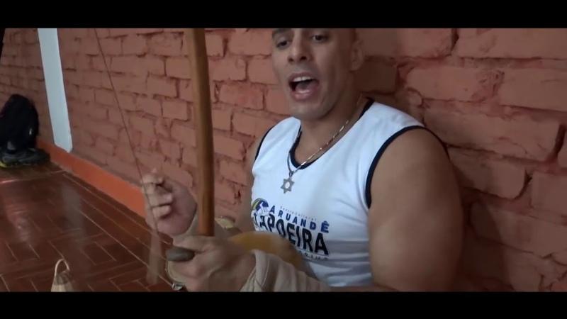 Musica de Capoeira (Hoje eu só quero Vadiar) Autor: Mestre Luck
