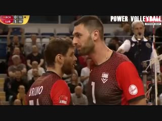 TOP 30 Monster Volleyball Blocks 1 on 1 (HD)