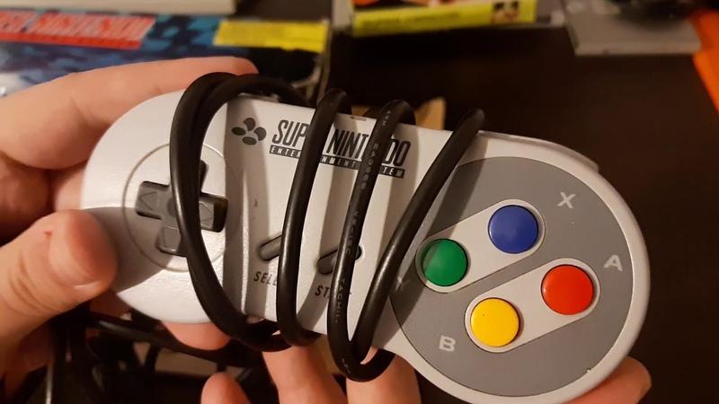 Super Nintendo SNES PAL с бонусами за 2000 р