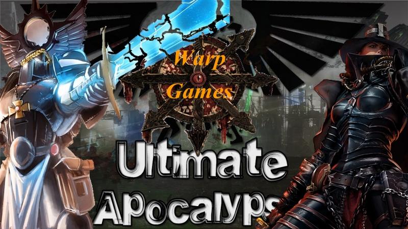 Warhammer Dawn of war Apocalypse mod - унижаю онлайн 18