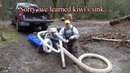 What is a suction dredge