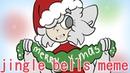 Jin jin jingle bells | meme | Christmas
