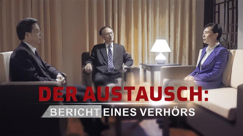 """Neue christliche Filme Trailer """"Das Gespräch Gott ist meine Kraft und mein Schild"""