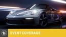 """The Speed of Light"" Porsche 911 Speedster Concept | SIGGRAPH 2018 | Unreal Engine"