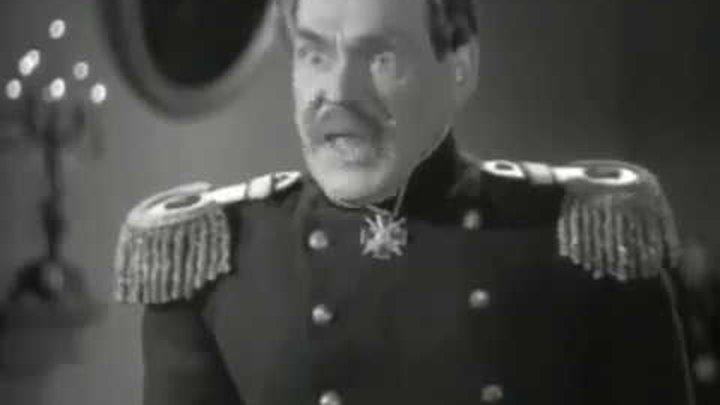 Затопление кораблей из фильма Адмирал Нахимов, 1946