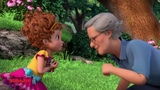 Fancy Nancy - The Amazing Adventures of Grammy and Poppy EXCLUSIVE CLIP