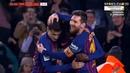 17.01.2019 Барселона - Леванте 30 обзор матча гол Месси и дембеле