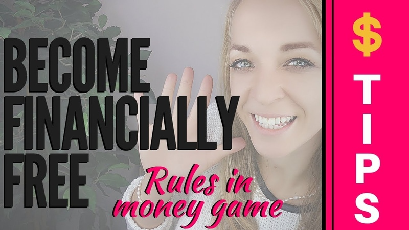 5 Money Tips For Your Financial Freedom | Become Financially Independent