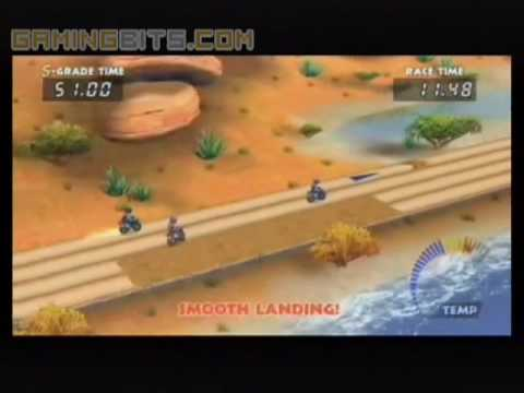 Excitebike World Rally WiiWare trailer from Nintendo